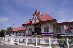 Aguinaldo Shrine. The place where the independence of the Philippines was declared Stock Photo