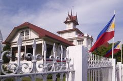 Aguinaldo Shrine. The place where the independence of the Philippines was declared Royalty Free Stock Image