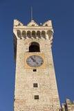 Aguja de la iglesia, Trento Fotos de archivo
