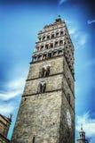 Aguja de San Zeno en hdr Fotos de archivo