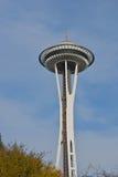 Aguja del espacio de Seattle foto de archivo libre de regalías