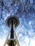 Aguja del espacio de Seattle Imagen de archivo libre de regalías