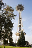 Aguja del espacio en Seattle Imagen de archivo libre de regalías