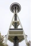 Aguja del espacio en Seattle Fotografía de archivo
