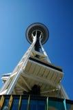 Aguja Seattle del espacio imagen de archivo libre de regalías