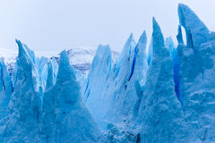 Agujas de hielo Imagen de archivo