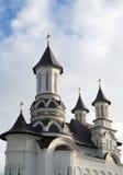 Agujas de la iglesia Imagen de archivo libre de regalías