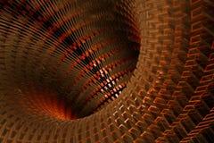 Agujero abstracto 3D Fotografía de archivo