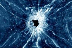 Agujero de punto negro Imagenes de archivo