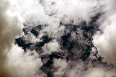 Agujero oscuro en cielo imágenes de archivo libres de regalías
