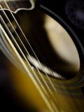 Agujero suave de sonidos de la cadena del foco 12 Foto de archivo libre de regalías