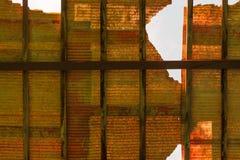 Agujeros en el techo Fotografía de archivo