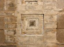 Agujeros en paredes Fotografía de archivo libre de regalías
