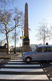 Agulha de Cleopatra na terraplenagem de Londres Fotos de Stock Royalty Free