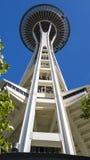 A agulha do espaço, Seattle, Washington, EUA Foto de Stock