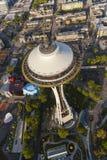 A agulha do espaço, Seattle, Washington, EUA Fotos de Stock