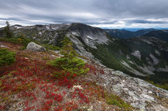 Agulha Ridge Imagens de Stock Royalty Free