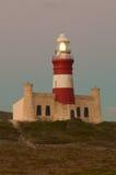 agulhas latarnia morska Zdjęcia Royalty Free