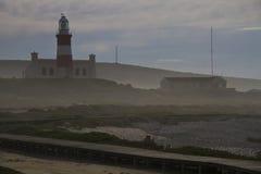 Agulhas latarnia morska Fotografia Stock