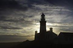 Agulhas latarnia morska Obrazy Stock