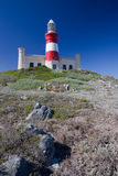 Agulhas Lighthouse Royalty Free Stock Photography