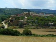 Agullo, Lleida, Hiszpania Fotografia Stock