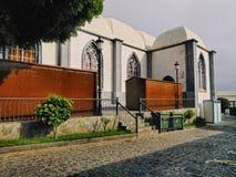 Agulo on La Gomera Stock Image