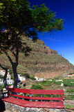 Agulo und Vulkan EL Teide Lizenzfreies Stockbild