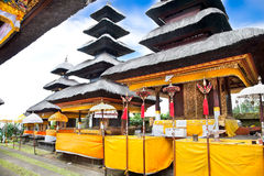agung Bali besakih świątynia Obraz Stock