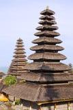 agung Bali besakih Indonesia penataran pura Obraz Royalty Free