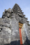 agung Bali besakih Indonesia penataran pura Zdjęcie Stock