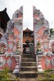 agung Bali Indonesia pasar pura Obrazy Stock