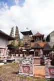 agung Bali Indonesia pasar pura Zdjęcie Stock