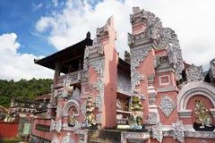 agung Bali Indonesia pasar pura Fotografia Stock