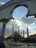 Agung meczet Obraz Stock