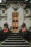 agung puri saren Świątynia w Bali, Indonezja Obraz Royalty Free