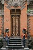 agung puri saren Świątynia w Bali, Indonezja Zdjęcie Stock