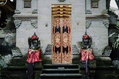 agung puri saren Świątynia w Bali, Indonezja Zdjęcie Royalty Free