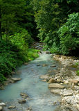 Agura (The dairy river) Royalty Free Stock Photo