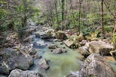 Agura rzeka Zdjęcia Stock