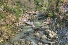 Agura rzeka Fotografia Royalty Free