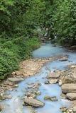 Agura rzeka Fotografia Stock