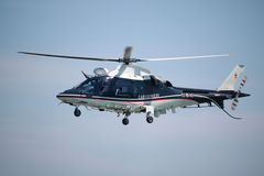 Agusta A109 Nexus helicopter Stock Images