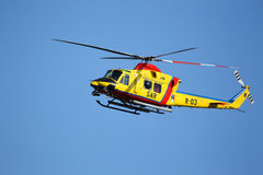 Agusta AB-412 SP Helicopter Stock Photos