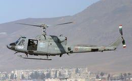 AGUSTA AB - 412. Afghanistan Stock Photography