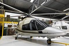agusta aw109 helikopteru westland Zdjęcia Stock