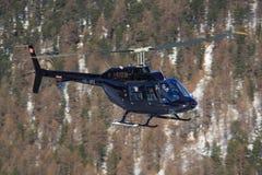Agusta Bell AB206-B-3 Fotografia Royalty Free