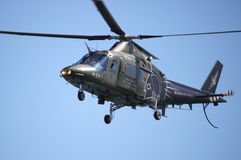 Agusta A109 helicopter Royalty Free Stock Image