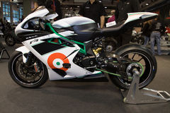 agusta motocykl f4 mv Obrazy Stock