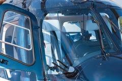 Agusta Westland AW119 koali multirole helikopter Obrazy Stock